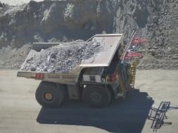 Namibia Haul Truck